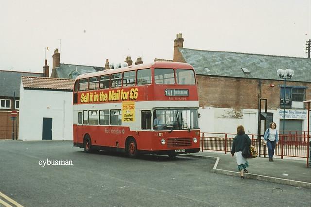 East Yorkshire 503, JKH503V.