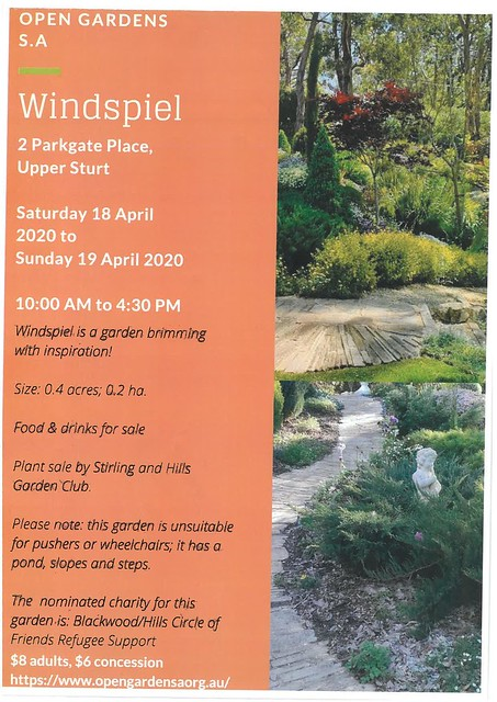 Open Gardens - Windspiel