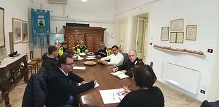 Una riunione del COC