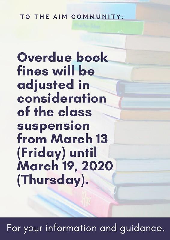Overdue books fine (1)