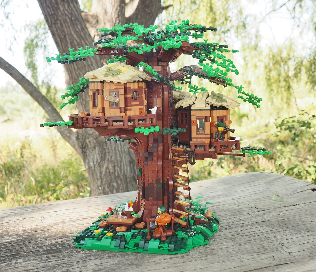Medieval Tree Fort