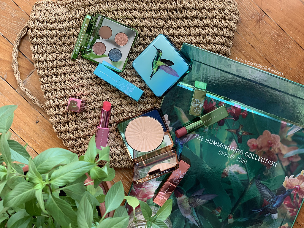 Chantecaille Spring 2020 Makeup Collection
