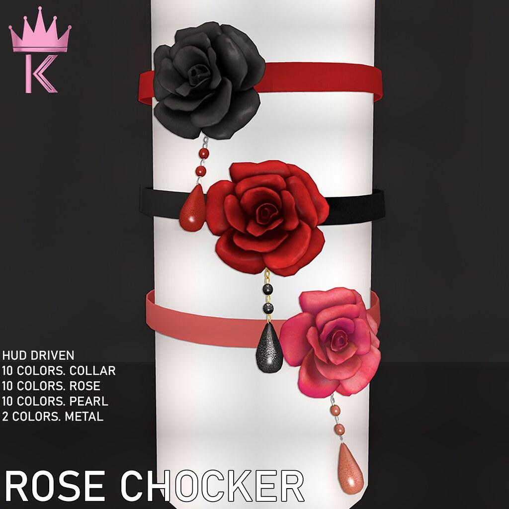 .KIMBRA. – ROSE CHOCKER