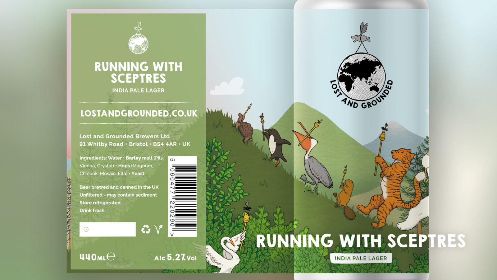 Британской пивоварне запретили продавать пиво с мультгероями на этикетке