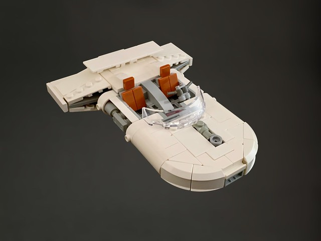 Coruscant Speeder