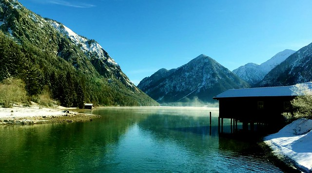 Heiterwangersee bei Garmisch, 12474
