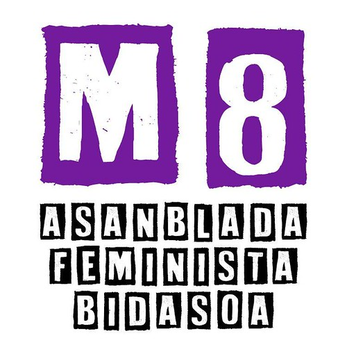 m8m asanblada feminista logo