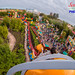 Slinky Dog Fisheye Ride