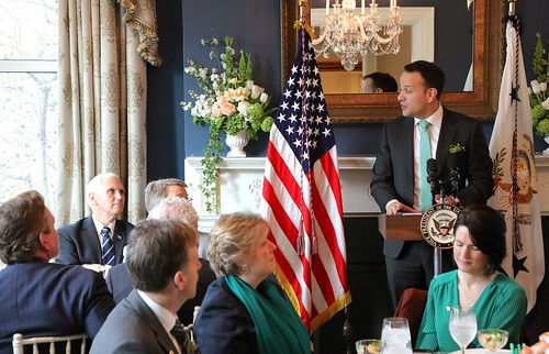 Taoiseach travels to Washington for a series of engagements