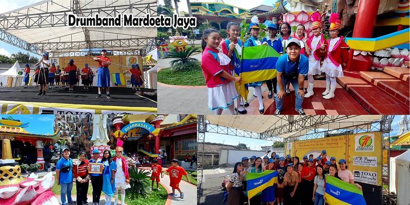 Drumband SMP Mardoeta