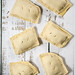 Thai Green Curry Puff Pastries, before baking