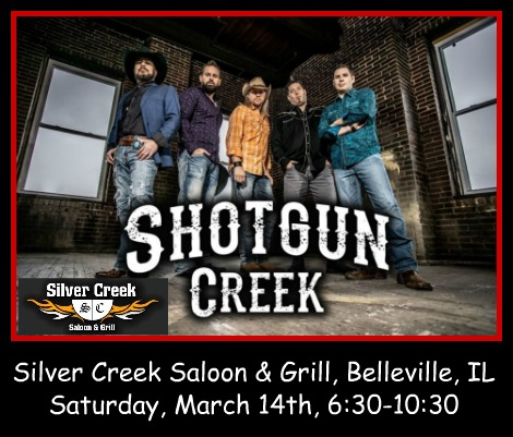 Shotgun Creek 3-14-20