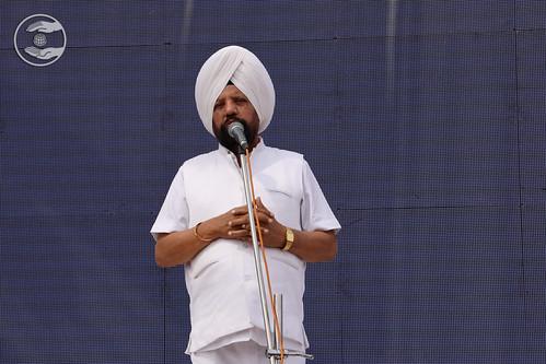Speech in Punjabi by Narender Singh Gill Ji Ferozepur PB