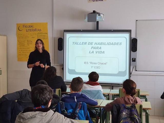 TALLER HABILIDADES PARA LA VIDA 2020