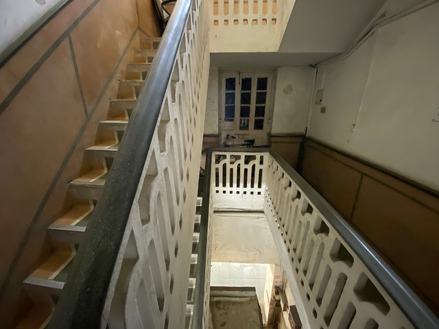 City Landmark - Old Staircase, Connaught Place