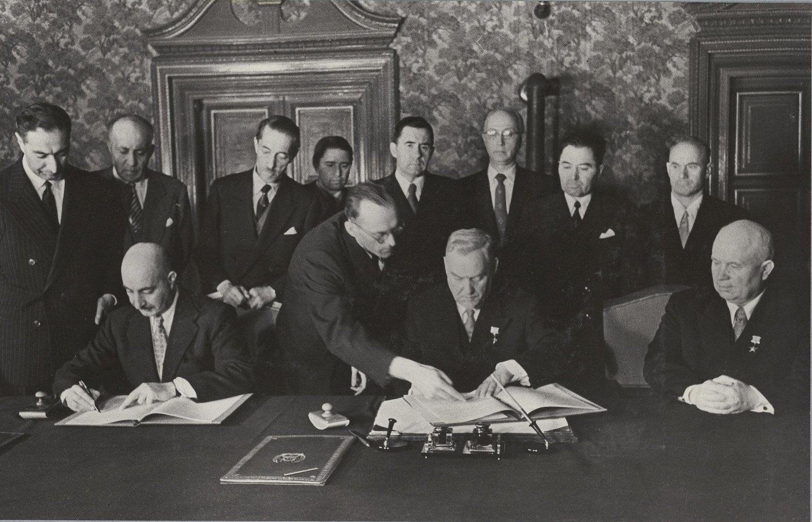 05. Подписание совместного заявления в Кабуле