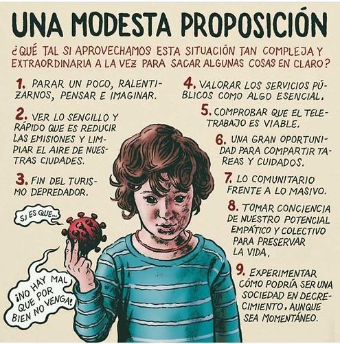 Modesta proposición
