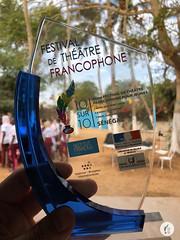 2ème Festival de Théâtre francophone pour jeunes 10 SUR 10 (Sénégal)
