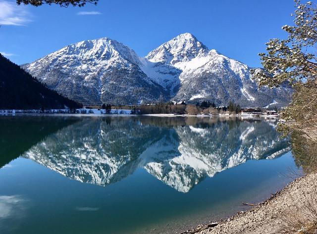 Heiterwangersee bei Garmisch, 12476
