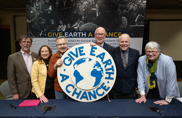 Environmental Action for Survival: The History and Legacies of U-M's 1970 Teach-In on the Environment