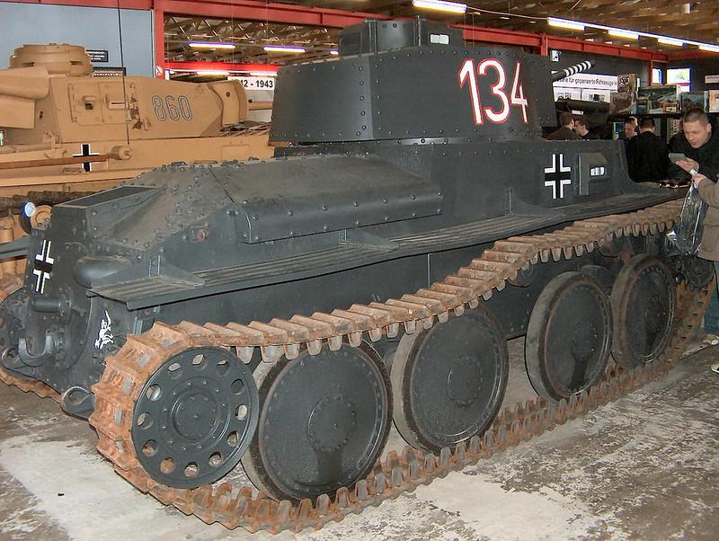 Panzer 38 (т) 1