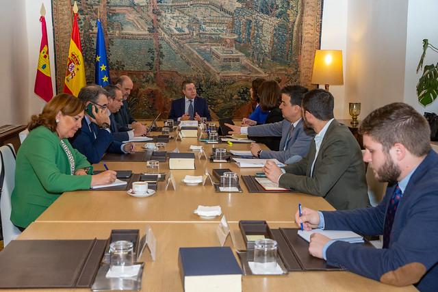 Reunión Consejo de Gobierno extraordinario