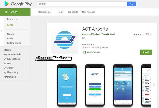 aot app