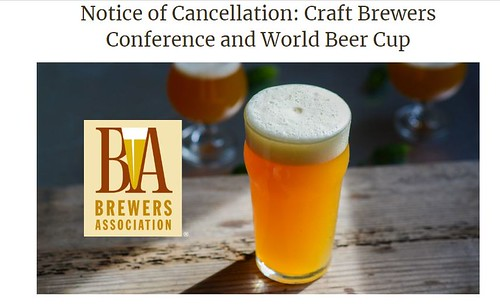 Craft Brewers Conference 2020 canceled due to coronavirus concerns