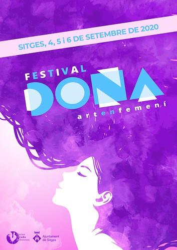 Festival Dona Art en femení Sitges 2020
