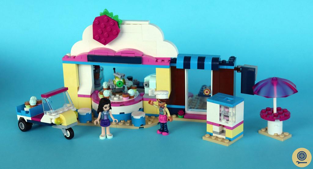 41366 Olivia's Cupcake Cafe 1
