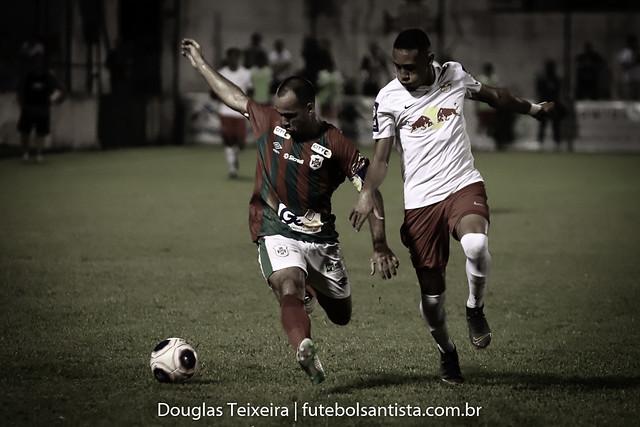 Portuguesa Santista 3 x 1 Red Bull (Paulistão A2)