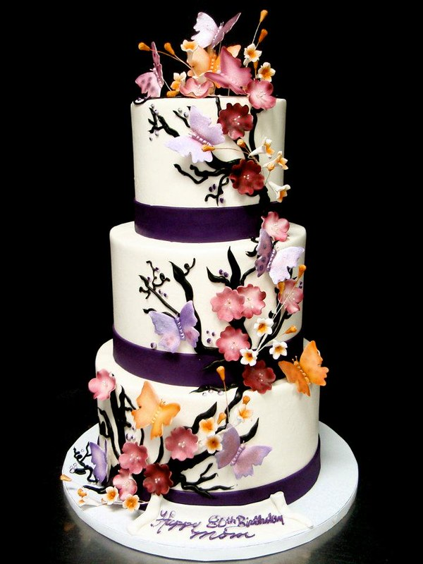 Cake by Skiff's Cakes