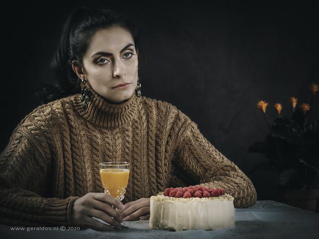 Bahareh - The cake series . . .