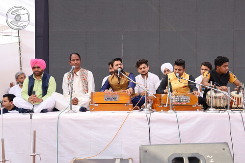 Group song by Heera Ji and Kamal Kartar Ji, Kharar PB
