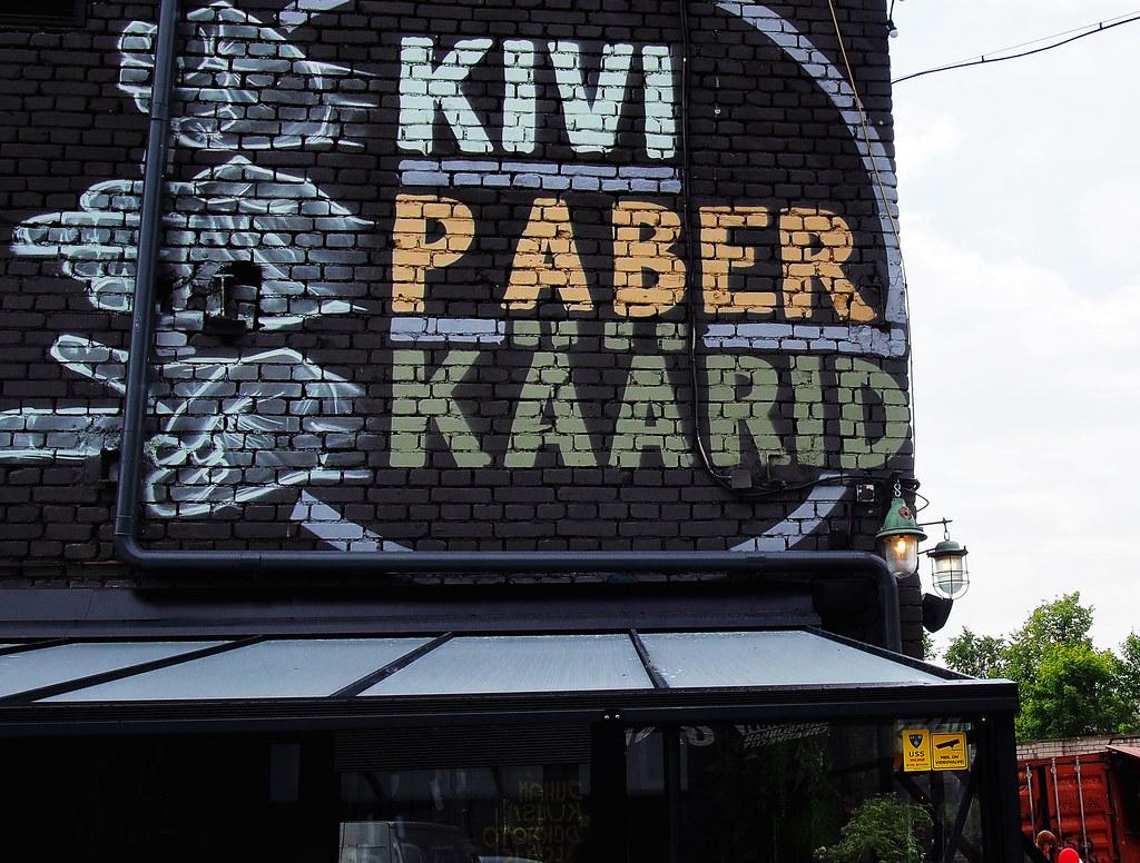 Kivi Paber Käärid ravintola