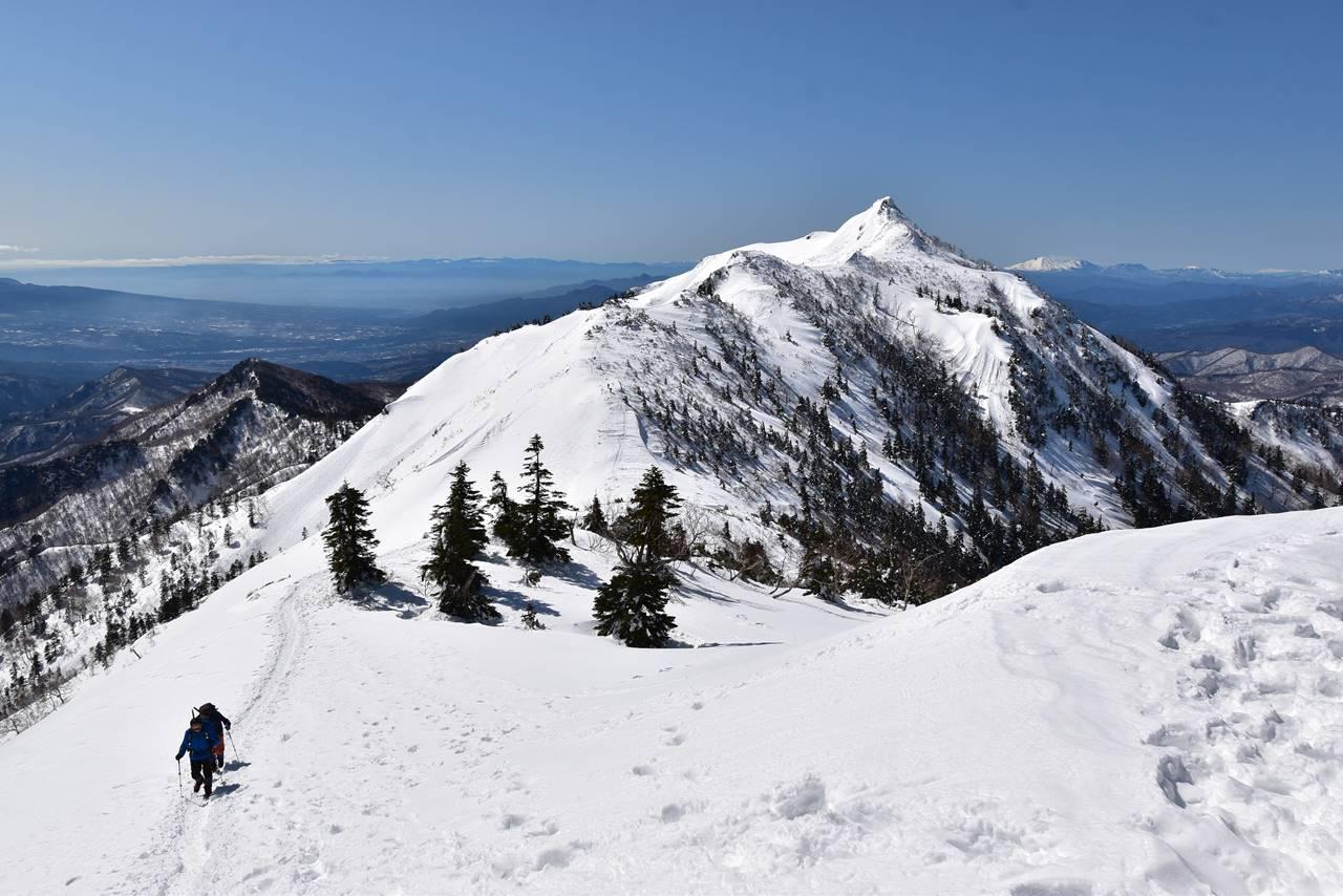 冬の上州武尊山 日帰り雪山登山