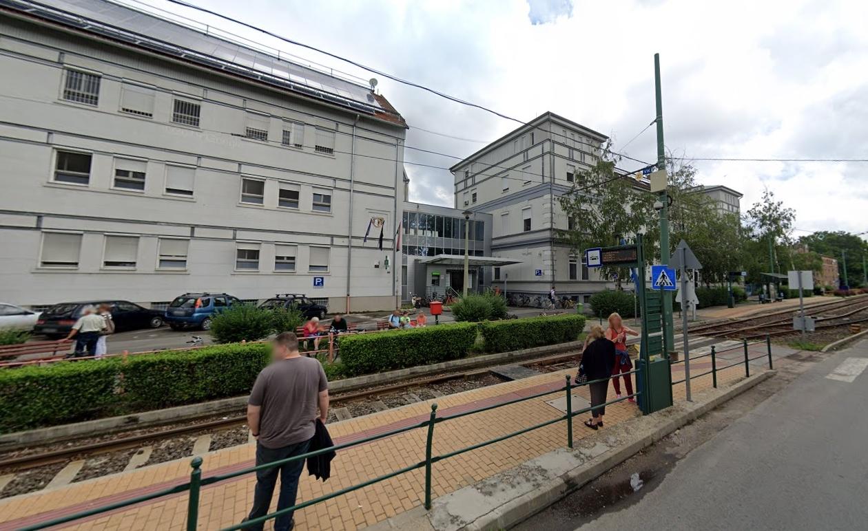 Koronavírus-gyanúval különítettek el egy szegedit a II-es kórházban