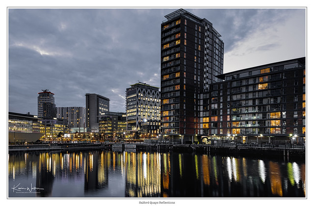 The Quays Reflections