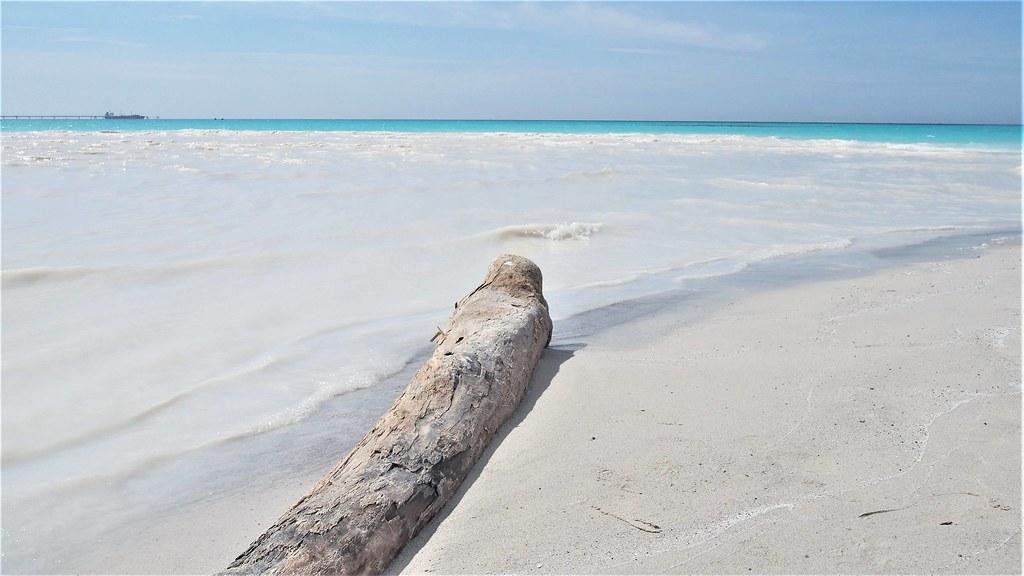 Italia Toscana hiekkaranta