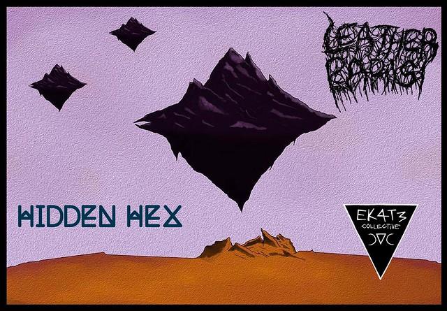 [EKT-DGT-035] Leather Parisi - Hidden Hex