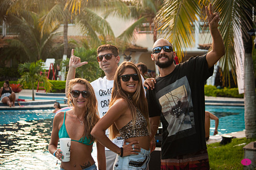 Fotos do evento MELODEEP - POOL PARTY em HOTEL ATLÂNTICO BÚZIOS - 14H