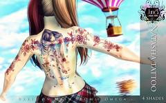 Natasha tattoo
