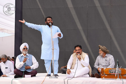 Punjabi Kavita by Sarabjot Singh Ji, Ludhiana