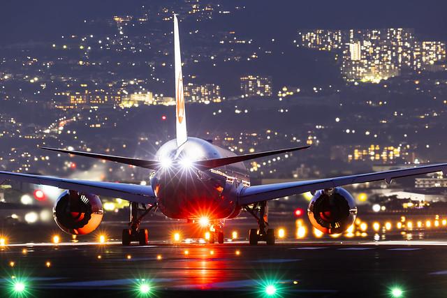 EOS-1DX MarkⅢ_04 787-8 JAL Dreamliner  JA846J