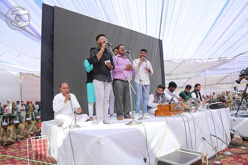 Pushpinder Pappi Ji and Sathi, Ludhiana