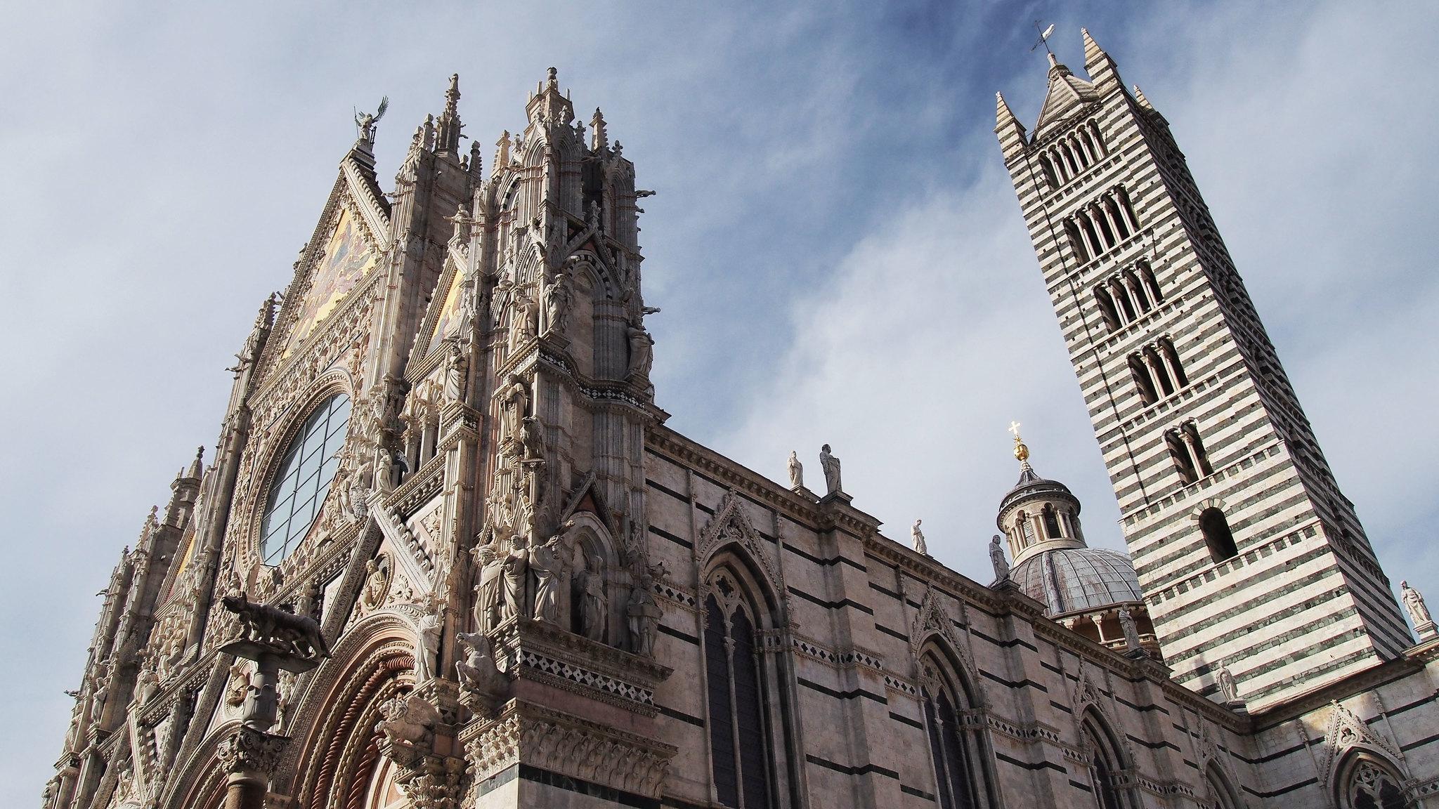Siena Duomo Italia