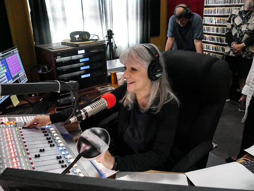 Sally Young - March 12, 2020. Photo by Katherine Johnson.
