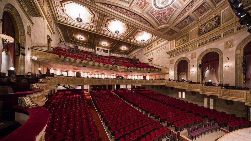 Orchestra Hall - Detroit - Detroit, MI