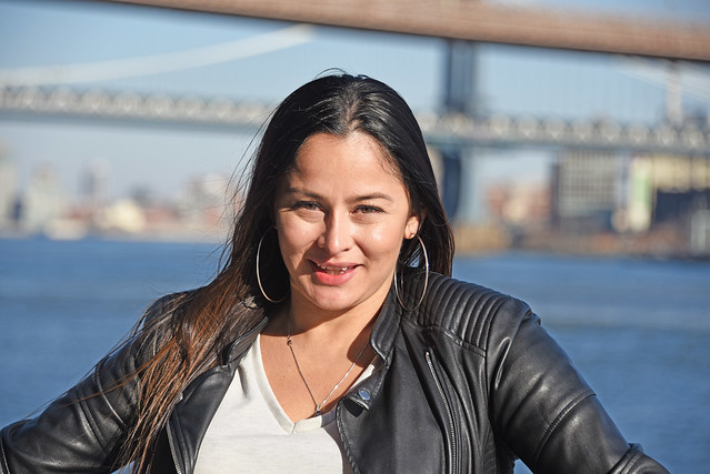 Picture Of Carolina Taken At South Street Seaport In New York City. Photo Taken Sunday February 23, 2020