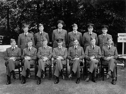 Senior Officers Course No 5 (Front) | by Gordon Riley